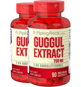 NOW Guggul Extract – Гуггул Экстра - БАД