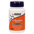 NOW L-Tyrosine – Тирозин 500 mg - БАД