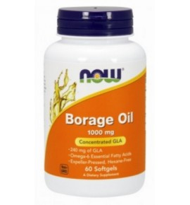 NOW Borage Oil - масло Бурачника - БАД