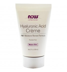 Крем для лица с гиалуроновой кислотой Hyaluronic Acid Cream (ночной) 58 мл - БАД