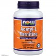 NOW Acetyl-L-Carnitine– Ацетил-L-Карнитин 500 mg - БАД