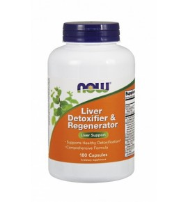 NOW Liver Detoxifier Ливердетокс БАД 180 капсул