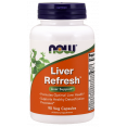 Now Liver Refresh Ливер рефреш  90 капсул БАД